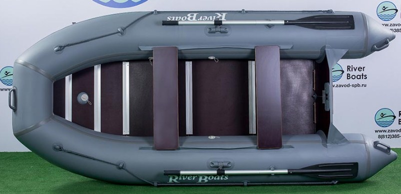 RiverBoats RB 280 Киль